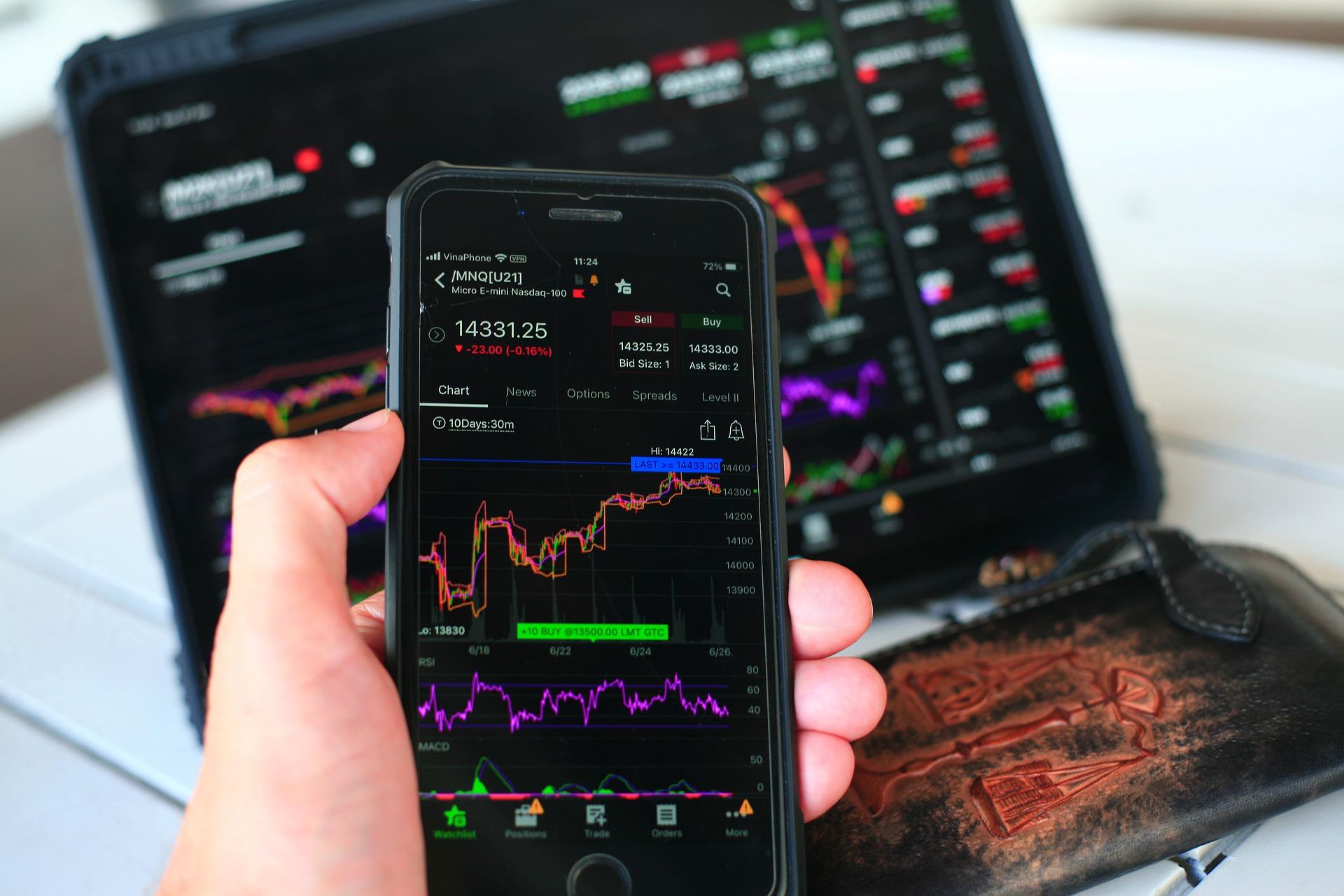 Bit-Finance trading platform