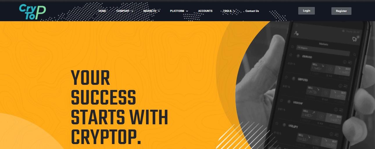CRYPTOP website